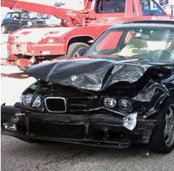 Accident Car Removal